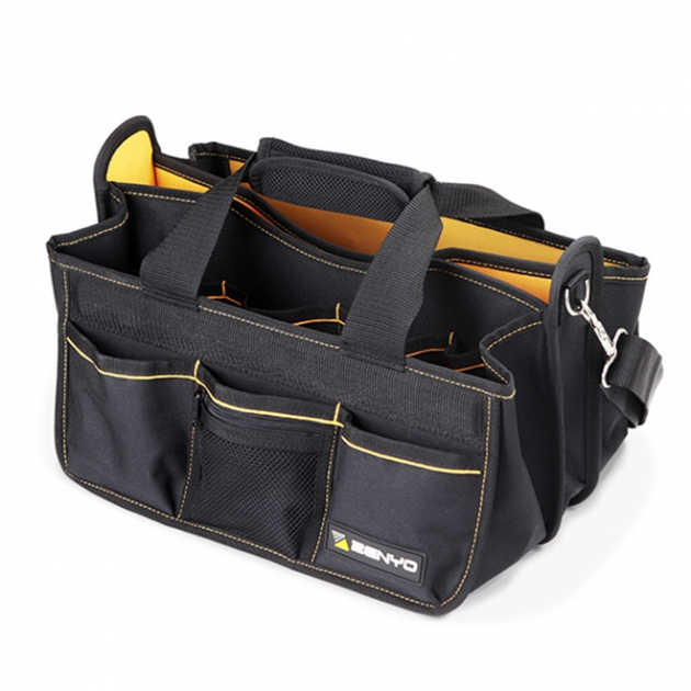 TOOL OPEN TOP BAG MULTIPLE  POCKETS STYLE 2